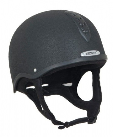 Junior X-Air Plus Helmet - BLACK - Standard: PAS:015: 2011